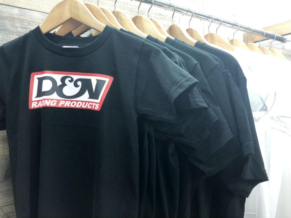 あのD&Nのロゴ入り復刻Tシャツ入荷!京都発の人気ストリートブランド