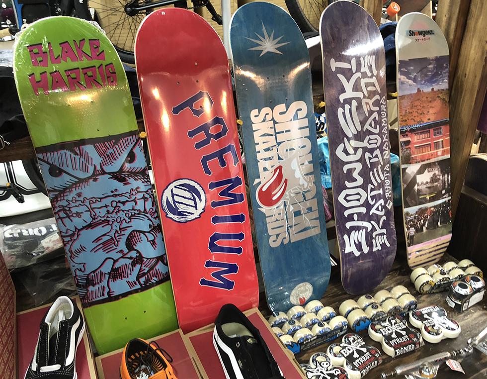 【スケボーブランドまとめ】おすすめの人気スケートボードブランド大全集