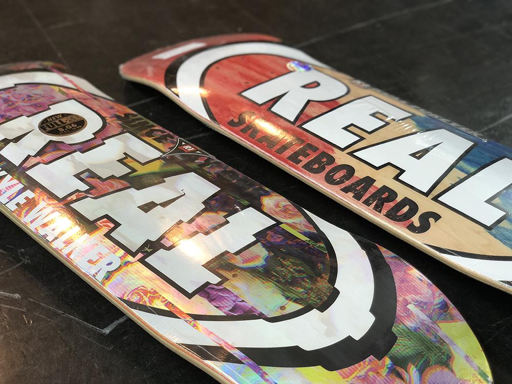 本物を追求するスケートボードカンパニー REAL SKATEBOARDS(リアル・スケートボード)