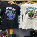 あのマジカルモッシュミスフィッツ(MxMxM)大阪でも買えるんです。
